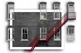 La casa y el ladrillo